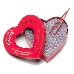 Sexy Geschenkideen für Ihn zum Valentinstag: Herz voller Erotik