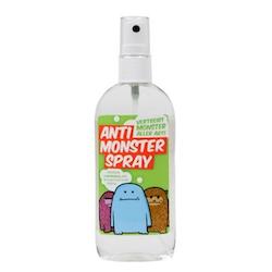 Lustiges Wichtelgeschenk für unter 5 Euro: Anti-Monster-Spray