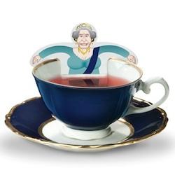 Wichtelgeschenk für unter 10 Euro: Royal Tea Party