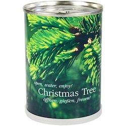 Wichtelgeschenkidee: Weihnachtsbaum aus der Dose