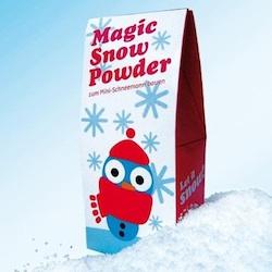 Wichtelgeschenk-Magic-Snow