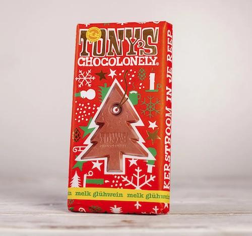 Süßigkeiten zum Nikolaus: Glühweinschokolade