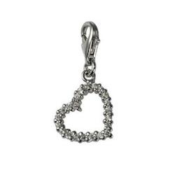 Geschenkidee für Sie: Herz-Charm von Amor
