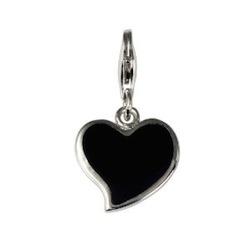 Geschenkidee für Sie: Amor Herz-Charm