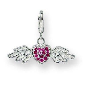 Geschenkidee für Sie: Herz mit Engelsflügeln