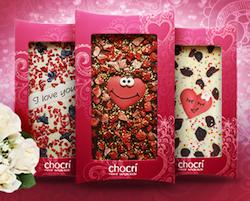 Geschenkidee für Schokoladen-Fans: Selbstgestaltete Schokolade