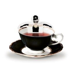Wichtelgeschenke für Frauen: Cup of Fame Tee-Set