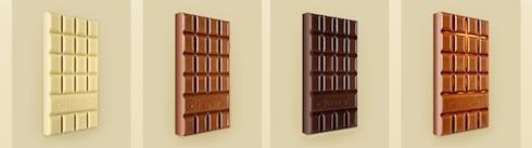 Schokolade selbst gestalten