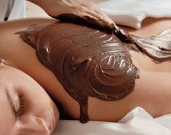Schokoladen-Geschenk: Hot Chocolate Massage