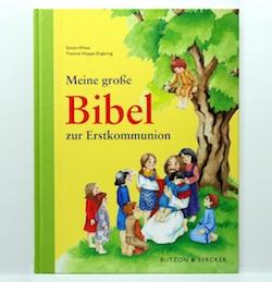 Geschenkidee zur Kinderkommunion: Kinderbibel