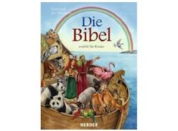 Geschenkidee zur Taufe: Kinderbibel
