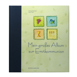 Kommunionsgeschenk: Kommunionsbuch