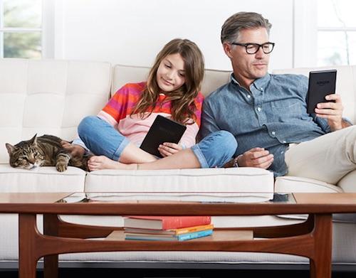 eBook Reader als größere Geschenkidee zur Kommunion