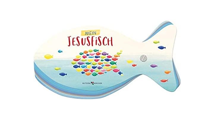 Glaubensquiz für Kinder im Alter von 8 - 10 Jahren: Mein Jesusfisch