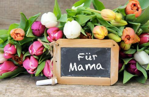 Gedichte für Mama: Muttertagsgedichte & Geburtstagsgedichte