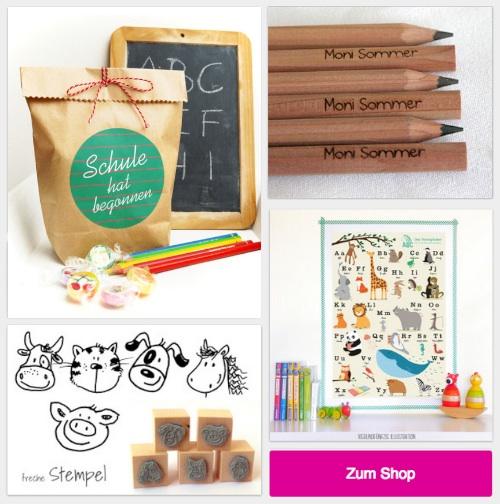 Geschenkefinder: Geschenke zur Einschulung