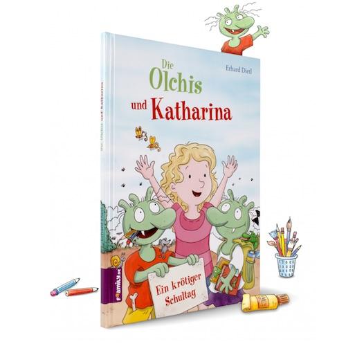 Geschenkidee zur Einschulung: Personalisiertes Kinderbuch mit Kind in der Hauptrolle
