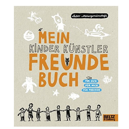 Freundebuch für Grundschulkinder