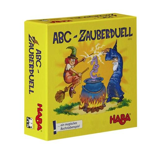 ABC Zauberduell von Haba als Mitbringsel zur Einschulung