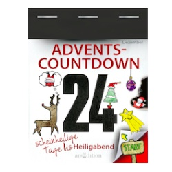 Countdown Adventskalender