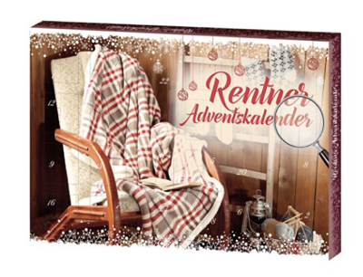Origineller Rentner-Adventskalender gefüllt mit leckeren Überraschungen fürs Frühstück