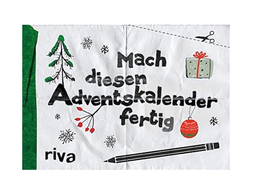 Anti-Adventskalender: Mach diesen Adventskalender fertig