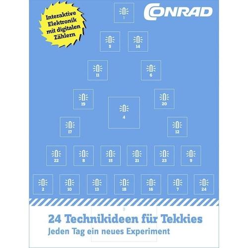 Technik Adventskalender von Conrad - garantiert ohne Schokolade