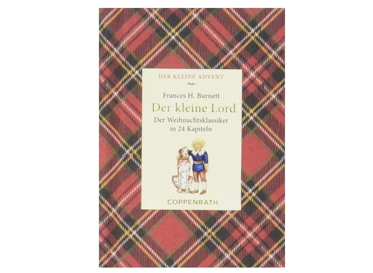 Weihnachtsklassiker der kleine Lord in 24 Kapiteln