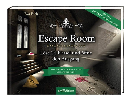Escape Room Adventskalender 2019