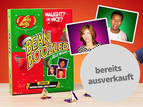 Anti-Adventskalender von Jelly Beans