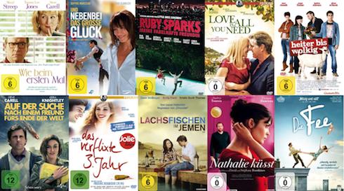 DVD-Paket-Top-10-Liebeskomoedien
