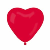 Hochzeitsspiele: Herzluftballons fliegen lassen