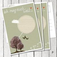 Hochzeitsspiele: 52 Postkarten für das Brautpaar