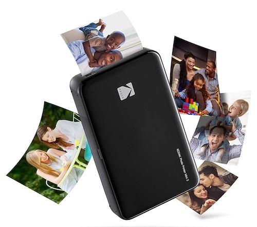 Fotos für das Gästebuch sofort vom Smartphone ausdrucken