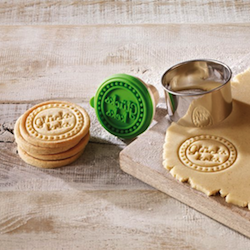 Wichtelgeschenke für Frauen: Keks-Stempel