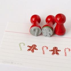 Wichtelgeschenke für Kinder: Mini Stempel Set