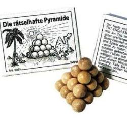 Wichtelgeschenke für Kinder: Holzrätsel