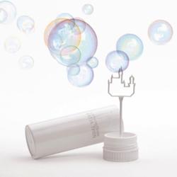 Wichtelgeschenke für Frauen: Luftschloss Seifenblasen