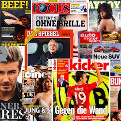 Geschenk für Papa: Zeitschriftenabo