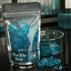 Wichtelgeschenke für Männer: Breaking Bad Candy