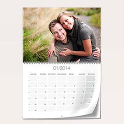 Geschenkidee für Mama: Fotokalender