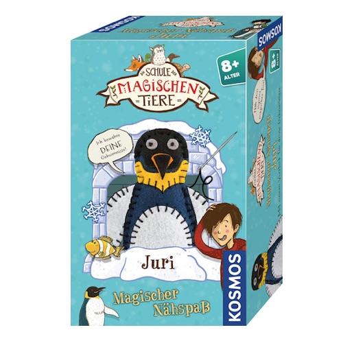 Nähset für einen Pinguin für Kinder