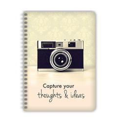 Geschenkideen unter 10 Euro: Notizbuch