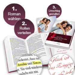 Originelle Valentinstagsgeschenke ohne Schokolade: Hauptrolle im Liebesroman