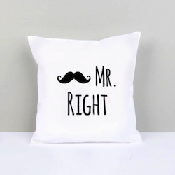 Mr-Right-Kissen