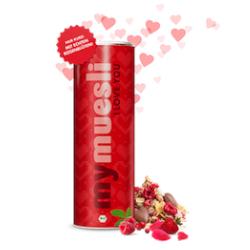 Originelles Valentinsgeschenk: I love You Müsli