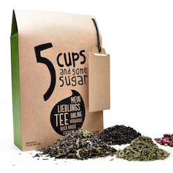 Teesorte selber Mixen bei 5cups