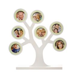Geschenk für Mama: Bilderrahmen Stammbaum