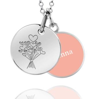 Geschenk für Mama: Schmuck mit individueller Gravur