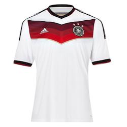 Geschenkidee WM 2014: Deutschland Trikot